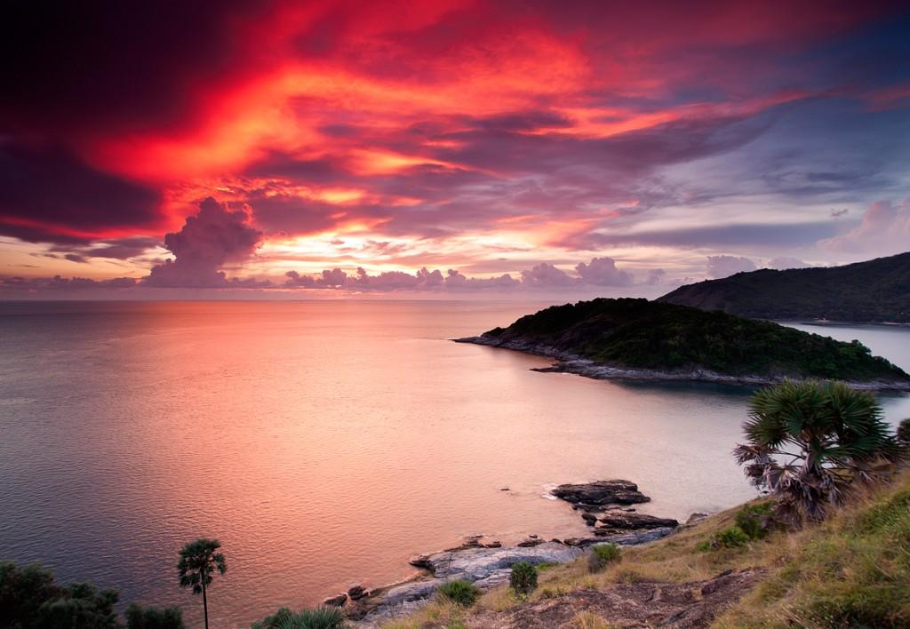 cape promthep, phuket, thailand
